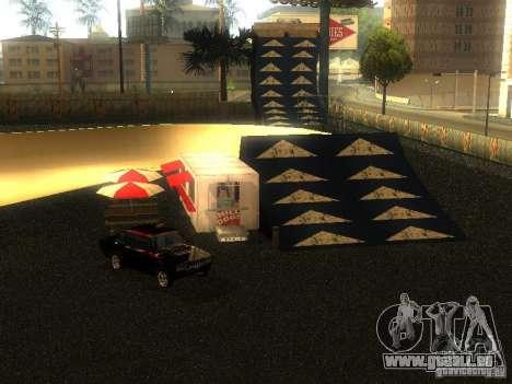 New BMX Park für GTA San Andreas