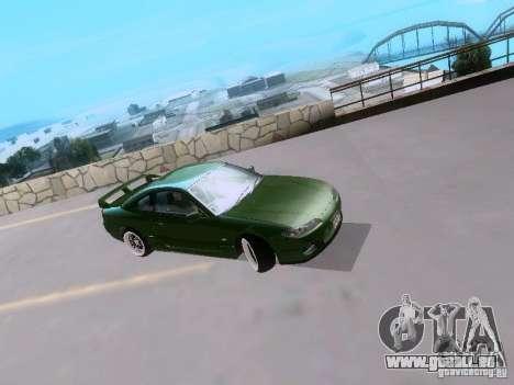 Nissan Silvia S15 drift für GTA San Andreas linke Ansicht