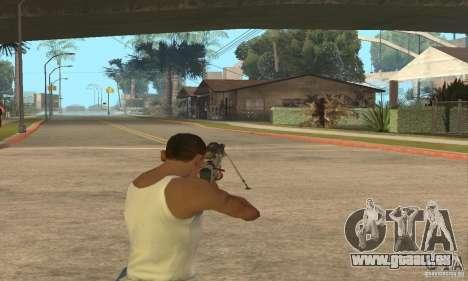 Intervenšn von Call Of Duty Modern Warfare 2 für GTA San Andreas siebten Screenshot