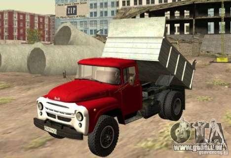 ZIL MMZ 4502 130 für GTA San Andreas