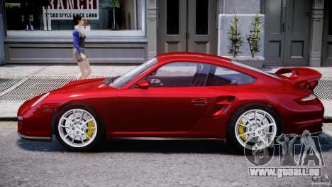 Posrche 911 GT2 für GTA 4 hinten links Ansicht