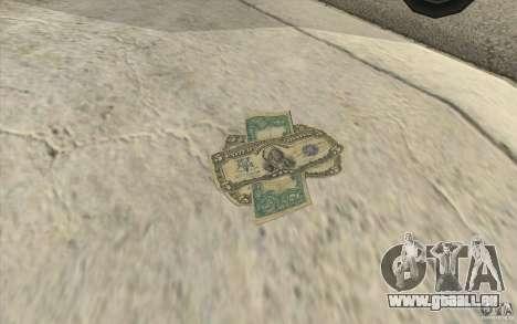 Argent neuf pour GTA San Andreas