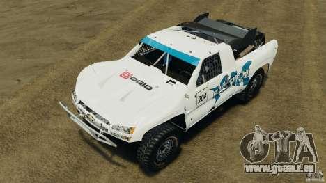 Chevrolet Silverado CK-1500 Stock Baja [EPM] pour GTA 4 est une vue de dessous