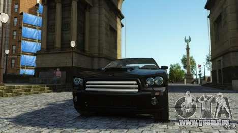 Civilian Buffalo v2 für GTA 4 Seitenansicht