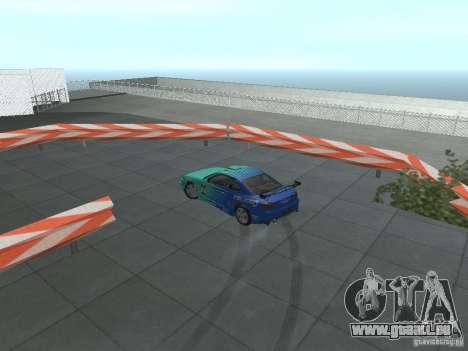 New Drift Track SF pour GTA San Andreas huitième écran