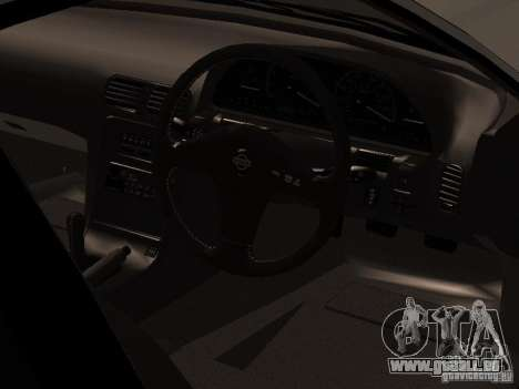 Nissan Silvia PS13 für GTA San Andreas Rückansicht