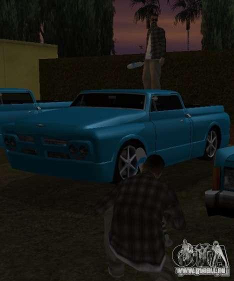 Bat El Coronos v.1.0 pour GTA San Andreas sixième écran