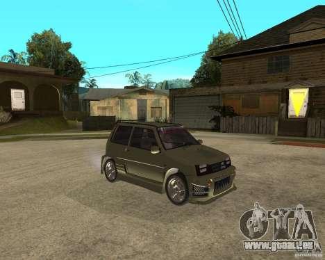 OKA 1111 Z.V.E.R. Tuning pour GTA San Andreas vue de droite