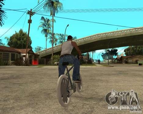 Kona Kowan texture pour GTA San Andreas sur la vue arrière gauche