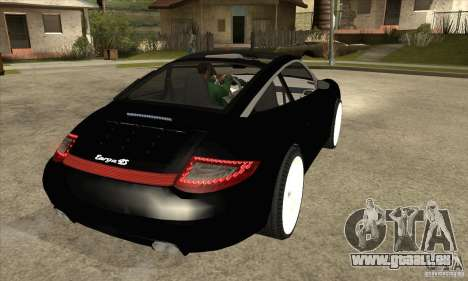 Porsche 911 Targa 4 für GTA San Andreas rechten Ansicht