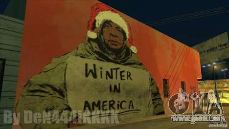 Graffiti für GTA San Andreas