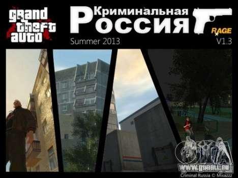 Kriminelle Russland RAGE V 1.3.1 für GTA 4