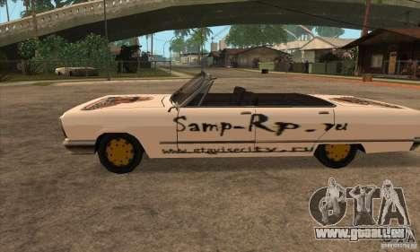Gemälde für Savanna für GTA San Andreas zweiten Screenshot