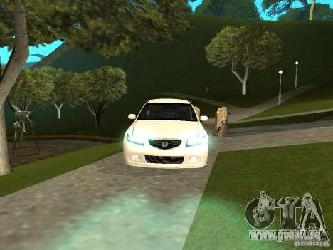 Honda Accord Type S 2003 pour GTA San Andreas vue de droite
