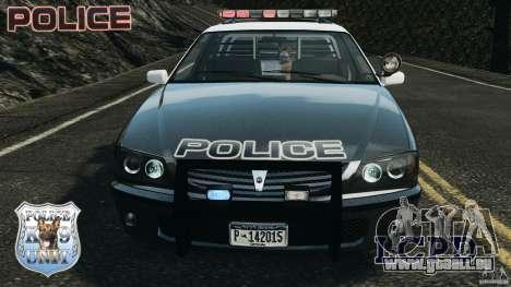 LCPD K9 Unit pour GTA 4 est un côté
