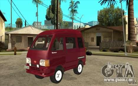 KIA Towner pour GTA San Andreas