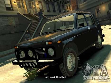 Niva Vaz 2131 pour GTA 4