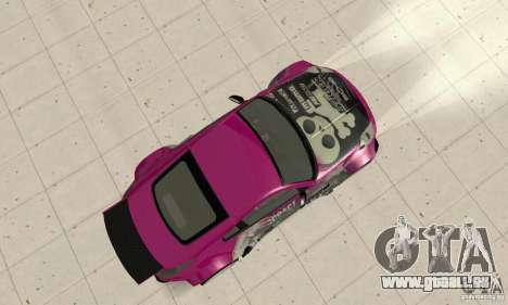 Nissan 350Z Tuning pour GTA San Andreas vue de droite