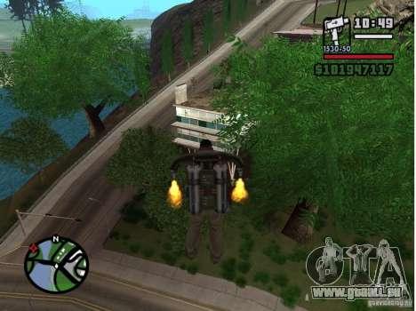 Project Oblivion 2007 für GTA San Andreas zweiten Screenshot
