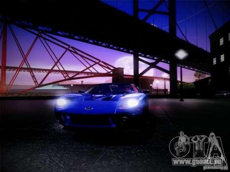 Realistic Graphics 2012 für GTA San Andreas fünften Screenshot