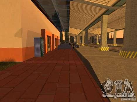 Unity Station für GTA San Andreas siebten Screenshot