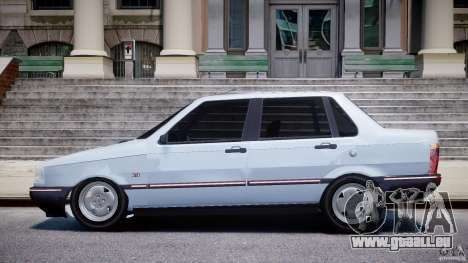 Fiat Duna 1.6 SCL [Beta] für GTA 4 linke Ansicht