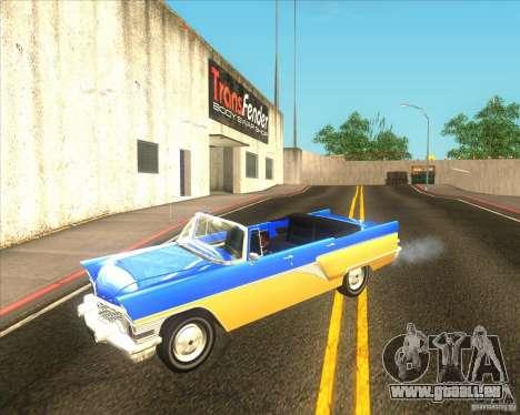 Tschaika GAZ 13 b für GTA San Andreas
