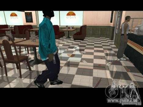 Varrio Los Aztecas pour GTA San Andreas quatrième écran