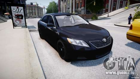Toyota Camry 2007 (XV40) v1.0 für GTA 4 Seitenansicht