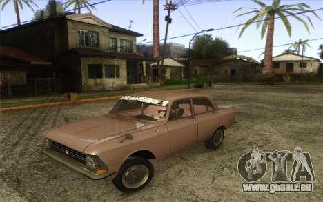 IZH 412 Moskvich für GTA San Andreas