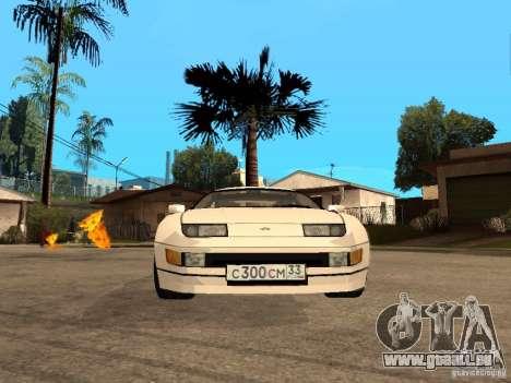 Nissan 300 ZX pour GTA San Andreas vue de droite