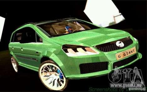 G1 MPV pour GTA San Andreas