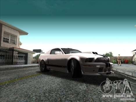 ENBseries v0.075 v3 für GTA San Andreas dritten Screenshot