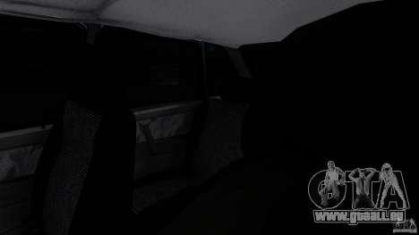 VAZ 2109 Drift Turbo für GTA 4 Innenansicht