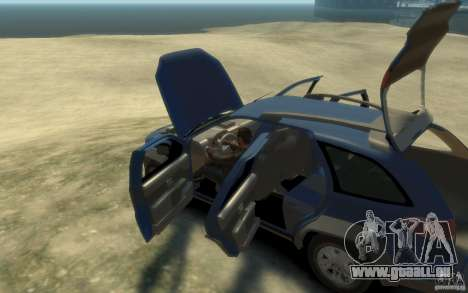 Fiat Palio Adventure Locker pour GTA 4 Vue arrière de la gauche