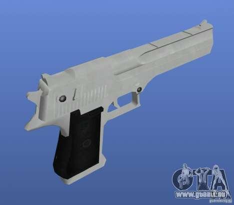Mega Gun Pack (Chrom) pour GTA 4 troisième écran