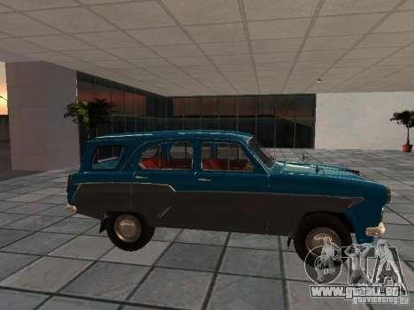Moskvitsch 423 für GTA San Andreas linke Ansicht