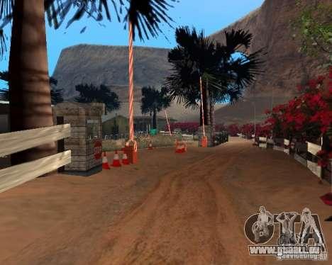 Modern Bone Country für GTA San Andreas dritten Screenshot