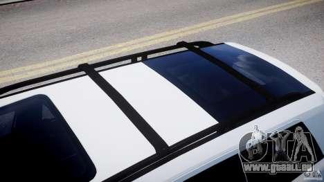 Mercedes-Benz GL450 pour GTA 4 est une vue de dessous