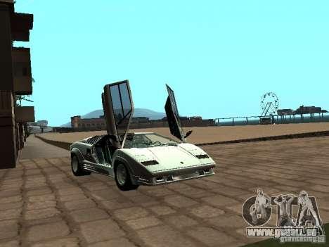 Lamborghini Countach 25th pour GTA San Andreas