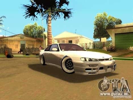 Nissan 200SX JDM pour GTA San Andreas laissé vue