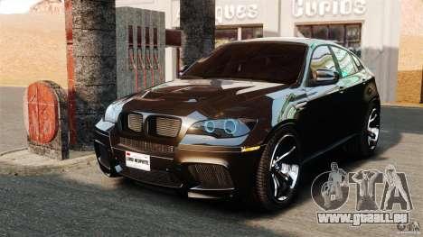 BMW X6 M 2010 pour GTA 4