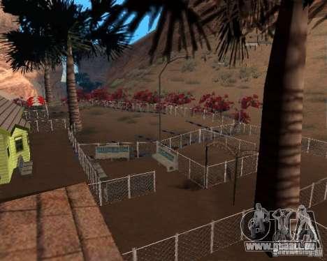 Modern Bone Country für GTA San Andreas her Screenshot