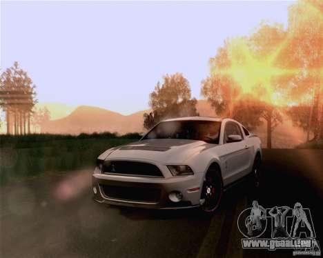 Optix ENBSeries Anamorphic Flare Edition pour GTA San Andreas cinquième écran