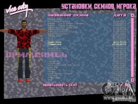 Pack von Skins für Tommy für GTA Vice City zwölften Screenshot