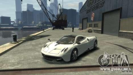 Pagani Huayra für GTA 4