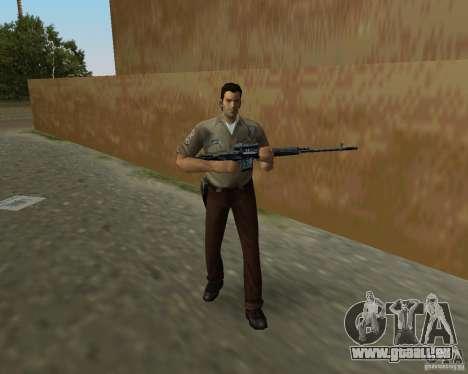 Pak Waffen von s.t.a.l.k.e.r. für GTA Vice City siebten Screenshot