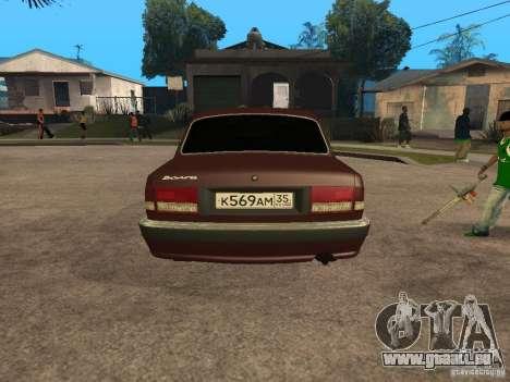 GAS 311055 für GTA San Andreas Rückansicht