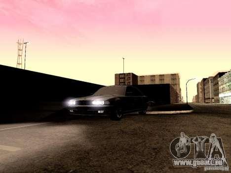 LibertySun Graphics For LowPC für GTA San Andreas sechsten Screenshot