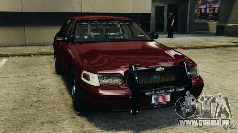 Ford Crown Victoria Police Unit [ELS] für GTA 4